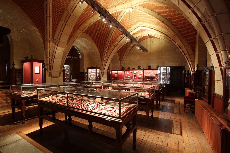 15 - La salle d'exposition