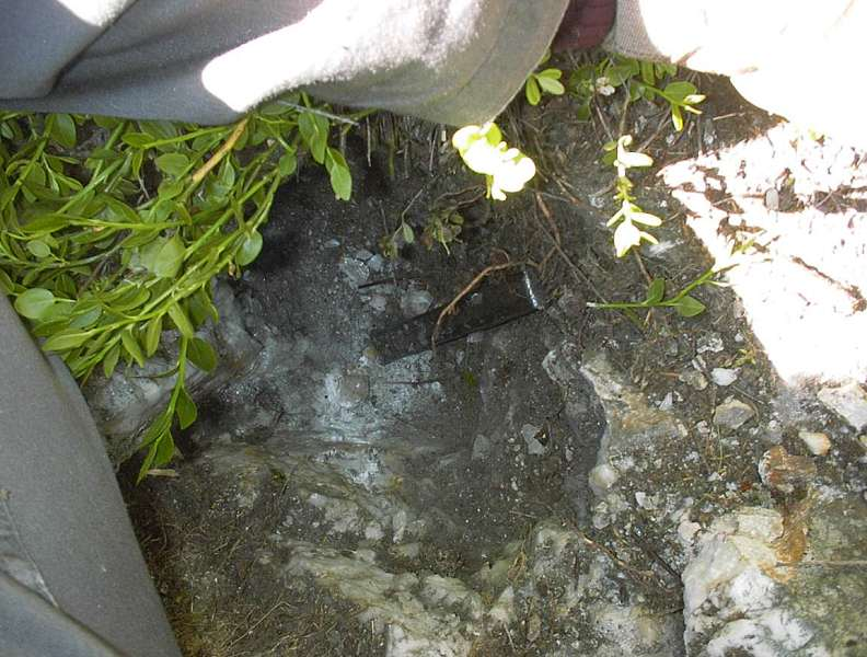 Le quartz au bout du burin