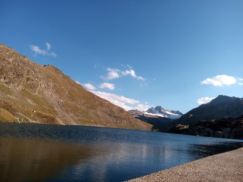 Le lac Bramant