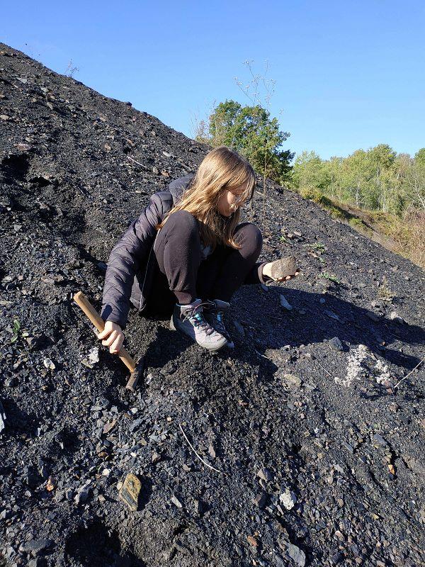 Il faut creuser un peu pour trouver des blocs